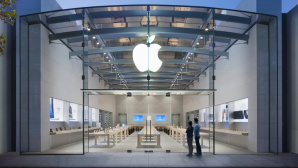 Apple Store in Palo Alto © Apple