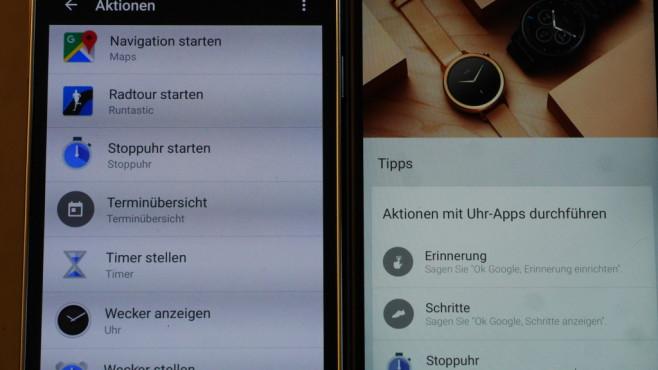 nur einige apps auf watch installieren