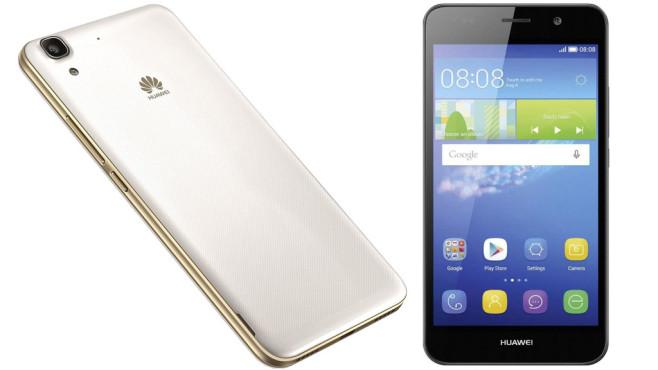 Huawei Y6 Dual SIM ©Huawei