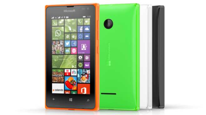 Microsoft Lumia 532 Dual SIM ©Microsoft
