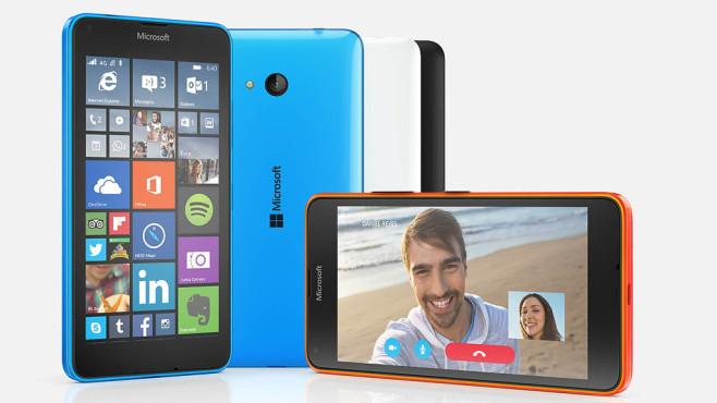 Microsoft Lumia 640 Dual SIM ©Microsoft