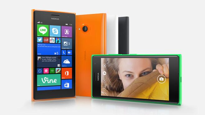 Nokia Lumia 730 Dual Sim ©Nokia