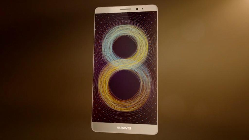 Huawei Mate 8: China-Riese im Test ©Huawei