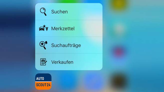 AutoScout24 © Apple