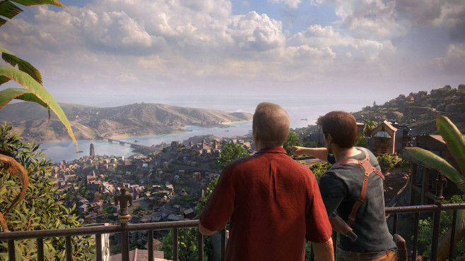 Uncharted 4: Das Action-Epos im Detail © Sony