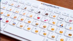 Emoji Keyboard ©EmojiWorks