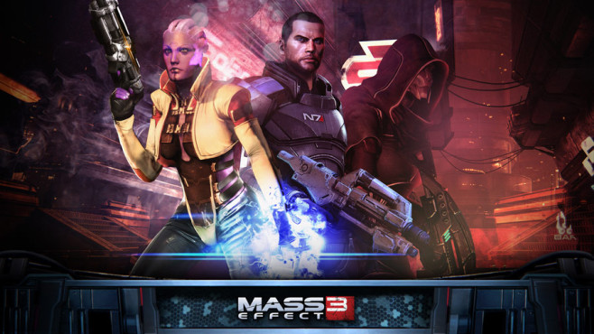 Mass Effect 3 © Electronic Arts