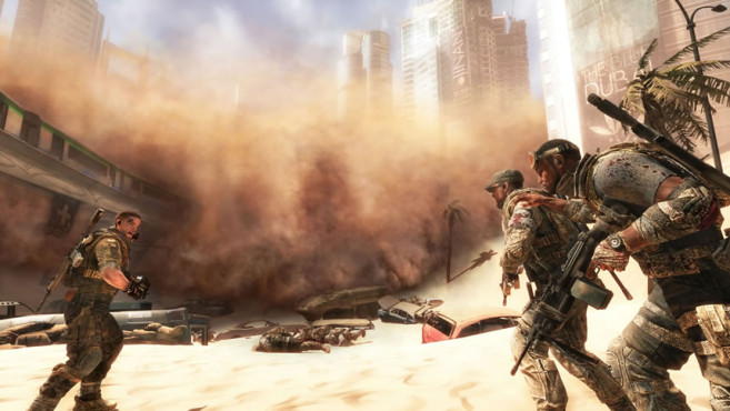 Spec Ops The Line © 2K Games