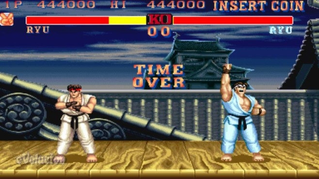 Street Fighter 2 Ryu's Theme © Capcom
