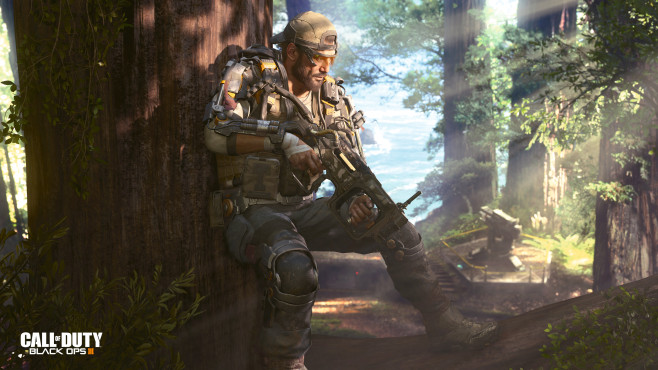 Black Ops 3: Nomad ©Activision