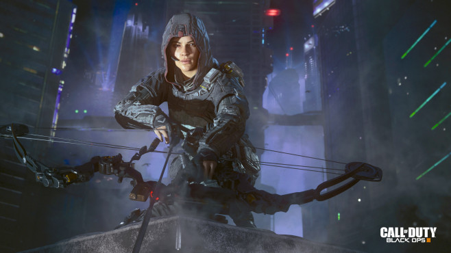 Black Ops 3: Outrider ©Activision