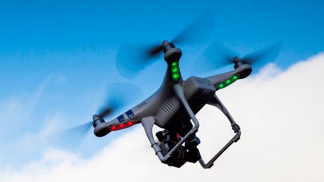 DJI Drohne ©DJI