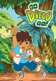 Go Diego Go © Paramount Home Entertainment