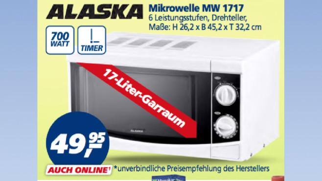 Alaska MW 1717 ©Real