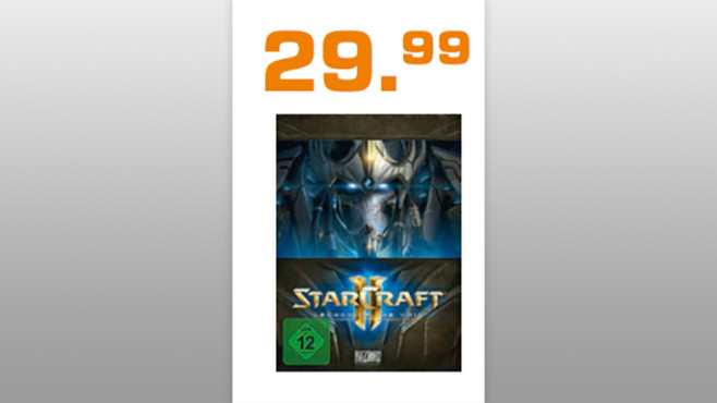Star Craft 2: Legacy of the Void © Saturn