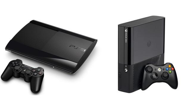 PS3 und Xbox 360 ©Sony, Microsoft