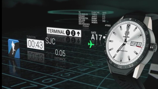 TAG Heuer Connected © TAG Heuer
