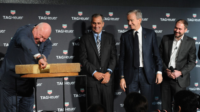 TAG Heuer Connected ©TAG Heuer