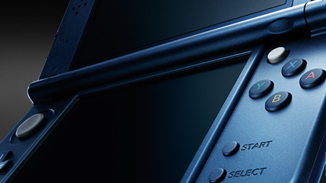 New Nintendo 3DS XL C-Stick ©Nintendo