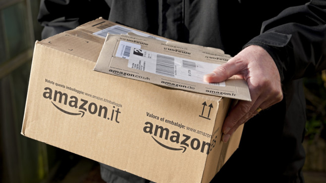Amazon testet Lieferdienst in M�nchen © Loop Images/gettyimages