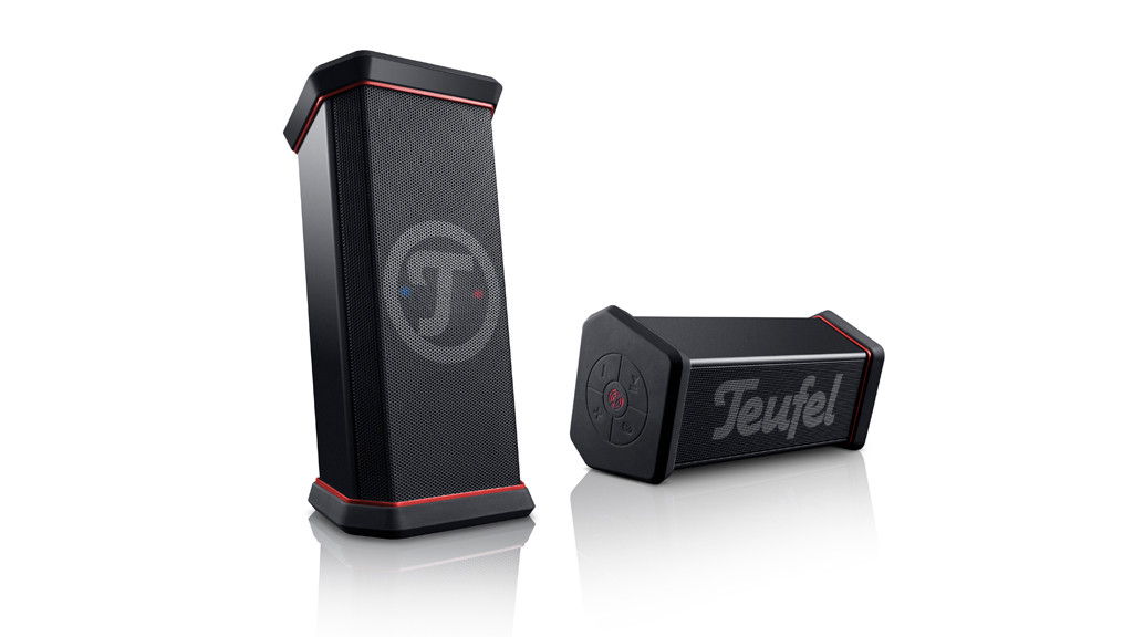 teufel rockster xs im test audio video foto bild. Black Bedroom Furniture Sets. Home Design Ideas
