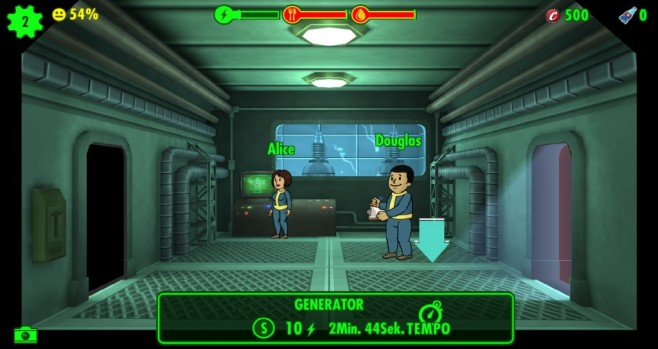 Fallout Shelter für PC © Bethesda Softworks