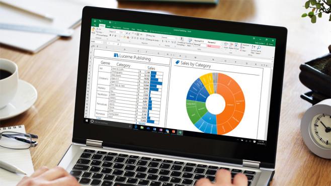 Microsoft Excel 2016 ©Brian Jackson – Fotolia.com, Microsoft
