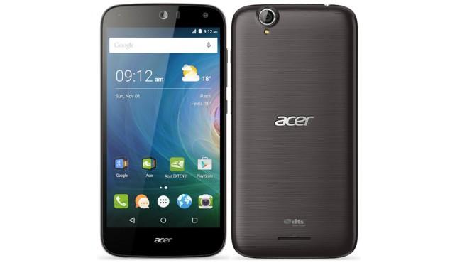 Acer Liquid Z630 ©Acer