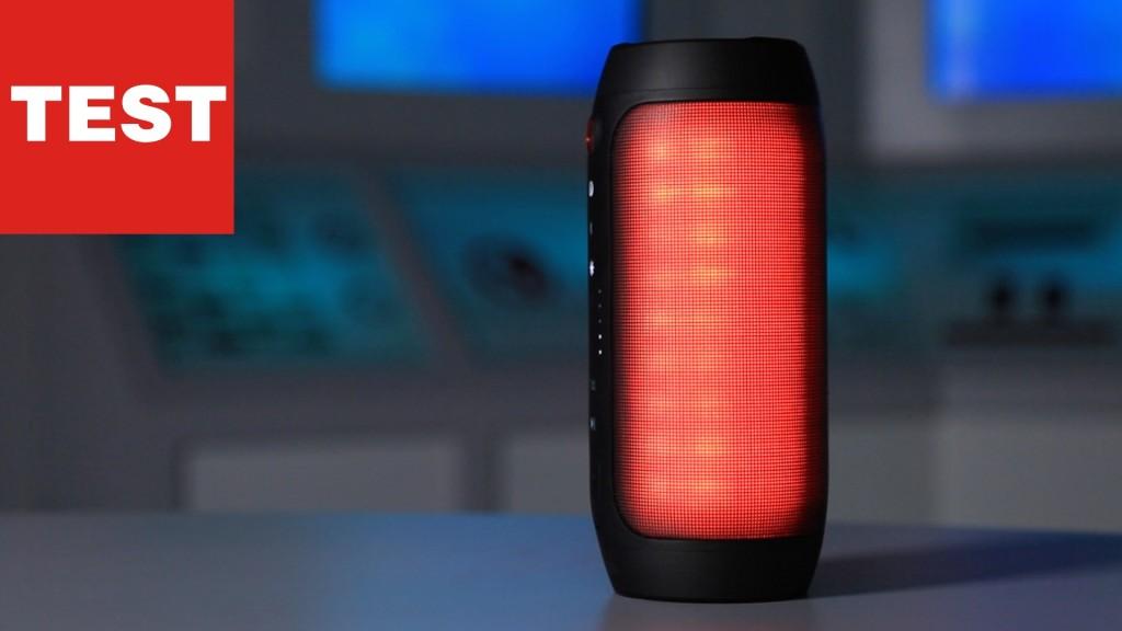 jbl pulse 2 leuchtender lautsprecher im test audio. Black Bedroom Furniture Sets. Home Design Ideas