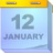 Icon - Jahreskalender Plus