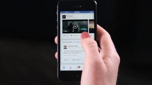 Facebook Videos abspielen ©Facebook, COMPUTER BILD