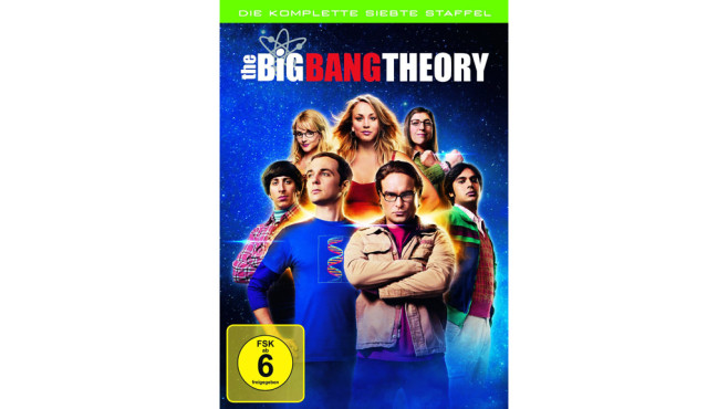 Amazon-Bestseller: Platz 1 © The Big Bang Theory/Warner Bros. Television, Chuck Lorre, Bill Prady
