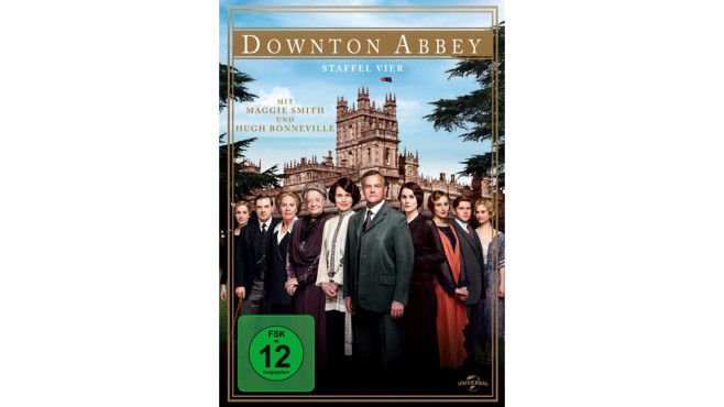 Amazon-Bestseller: Platz 20 © Downton Abbeay/Carnival Film & Television, Julian Fellowes