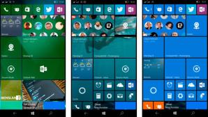 Microsoft Windows 10 mobile ©COMPUTER BILD