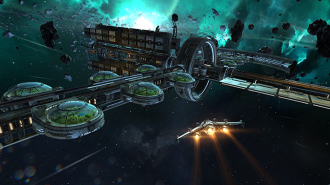 Galaxy on Fire 3 © Deep Silver Fish Labs