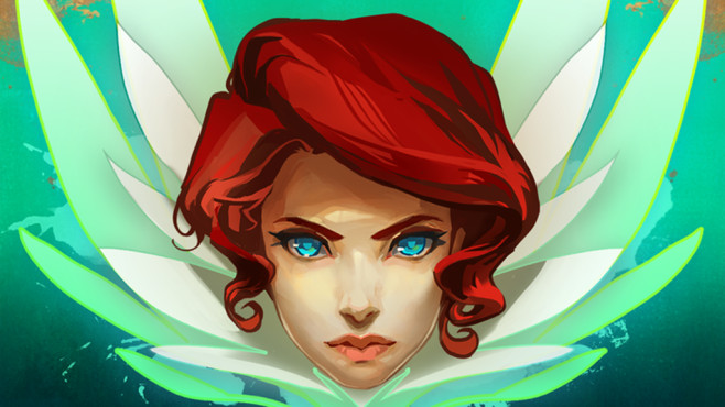 Transistor © Supergiant Games