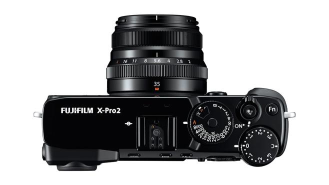 Fujfilm X-Pro2 ©Fujifilm