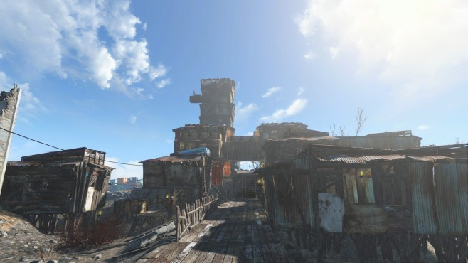 Fallout 4: Settlements ©Bethesda/Reddit/clarykitty