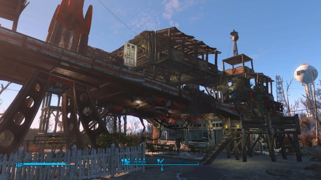 Fallout 4: Settlements ©Bethesda/Reddit/Time_for_Stories