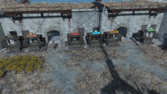Fallout 4: Settlements ©Bethesda/Reddit/GregariousJB
