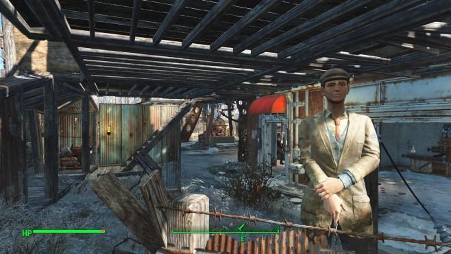 Fallout 4: Settlements ©Bethesda/Reddit/NinjaXStation