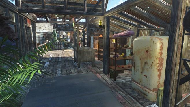 Fallout 4: Siedlungen ©Bethesda/Reddit/arhyn