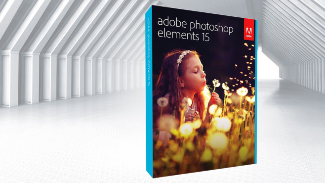 Adobe Photoshop Elements 15 © Adobe, ©istock.com/newannyart