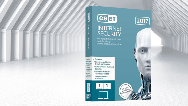 ESET Internet Security 2017 © ESET, ©istock.com/newannyart