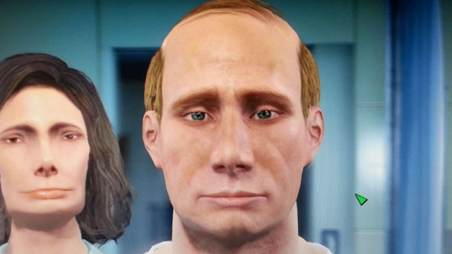 Fallout 4: Putin © Harley Quinn the Evil Queen / Tumblr.com