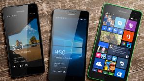 Die 10 beliebtesten Windows-Phones ©Microsoft, ©istock.com/hudiemm