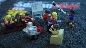 Die Chaos-WG von Big Bang Theory ©COMPUTER BILD