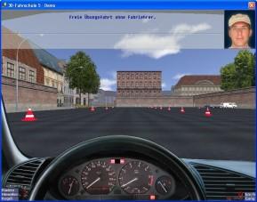 3D-Fahrschule Europa-Edition