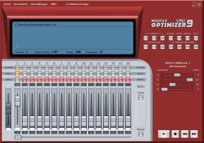 Midifile Optimizer