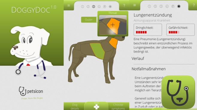 DoggyDoc ©petsicon GmbH
